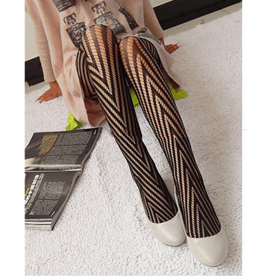 Summer Thin Retro Hollow Stockings Pants Bottom Fishing Nets Stockings Small Mesh Sexy Ladies High Elastic