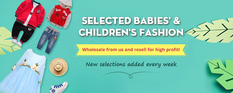 a96d13c0142bb Wholesale Children's Clothing From China | Import-Express